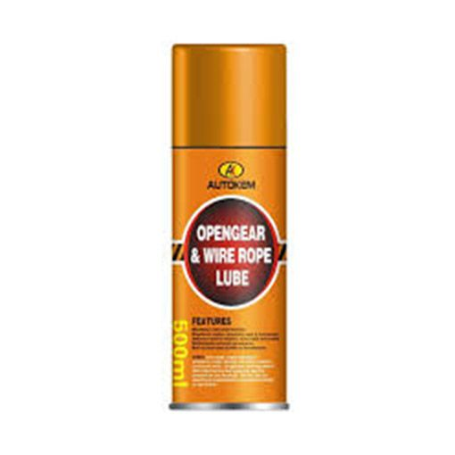 OPEN GEAR and wire rope lubricant 1x12x500ml aerosol - VIP Clean