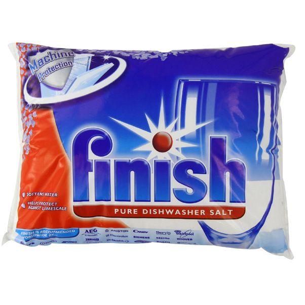 Finish Dishwasher Salt 1x5kg Vip Clean