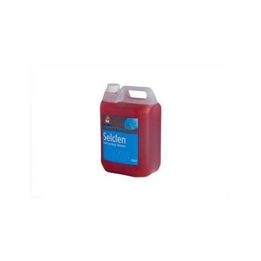 Selclen F003 Hard Surface And Floor Cleaner 1x4x5 Litres