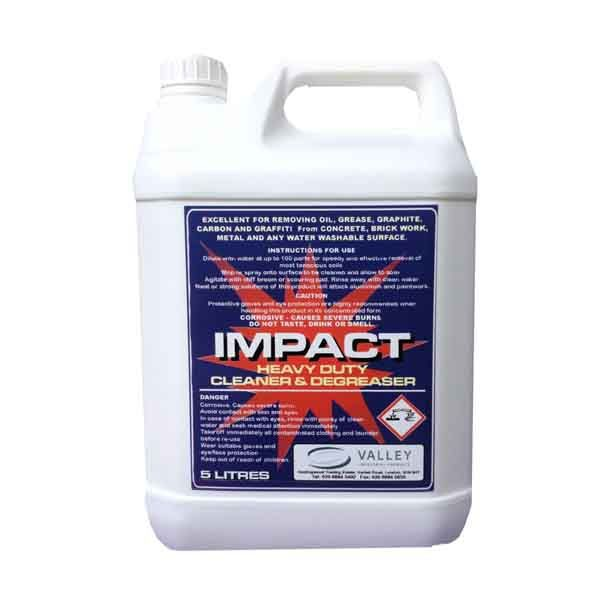 Heavy Duty Degreaser >> Valley Impact Heavy Duty Cleaner Degreaser 5l