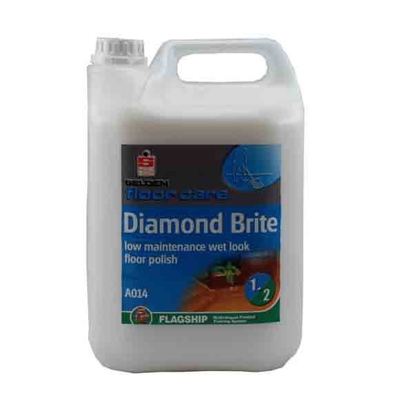 Selden A014 Diamond Brite Wet Look Floor Polish 5l Vip Clean