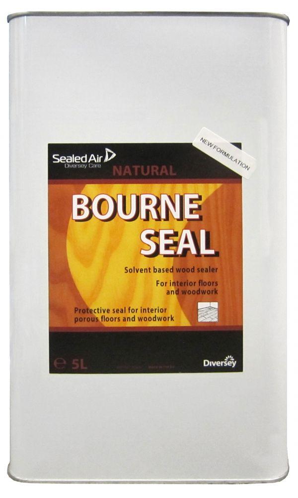 Bourne Seal Floor Sealer 5l Vip Clean