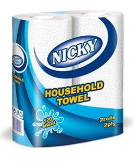 nicky kitchen roll