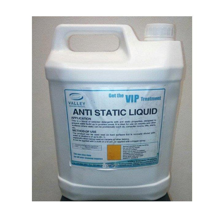 Valley Anti Static Liquid X 5l Vip Clean